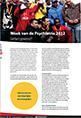 In de Week van de Psychiatrie vragen cliënten van de GGZ voor hun positie, wordt gewerkt aan een positieve beeldvorming, en wordt een brug geslagen tussen psychiatrie en maatschappij.